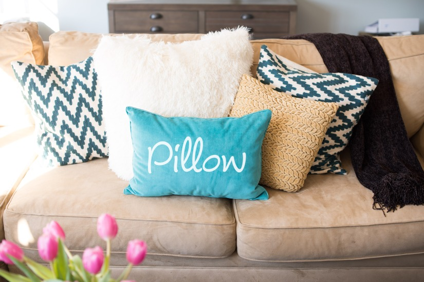 My PILLOW….my first love…..