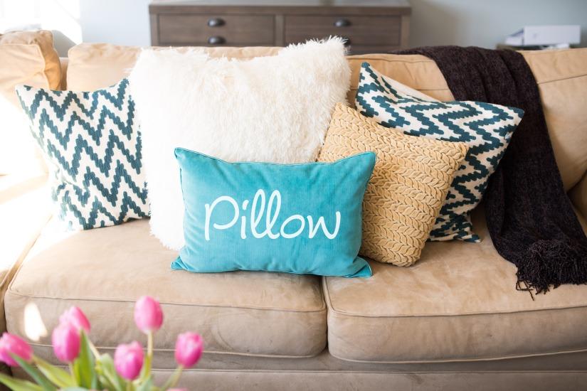 My PILLOW….my firstlove…..